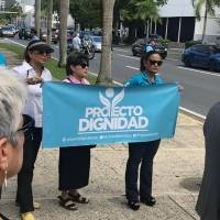 Proyecto Dignidad se opone a proyecto de ley