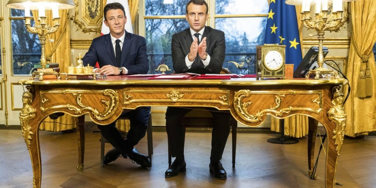 Filtran video íntimo del candidato de Macron para la alcaldía de París
