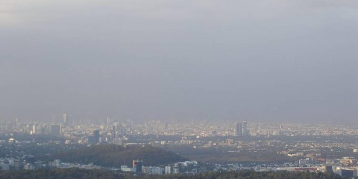 Calidad del aire hoy viernes en Ciudad de México y Estado de México