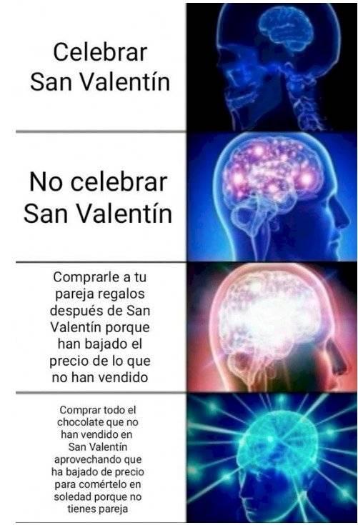 Los mejores memes de anti San Valentín Internet