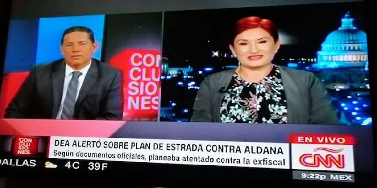 Thelma Aldana pide a Giammattei que se pronuncie sobre el caso de Mario Estrada