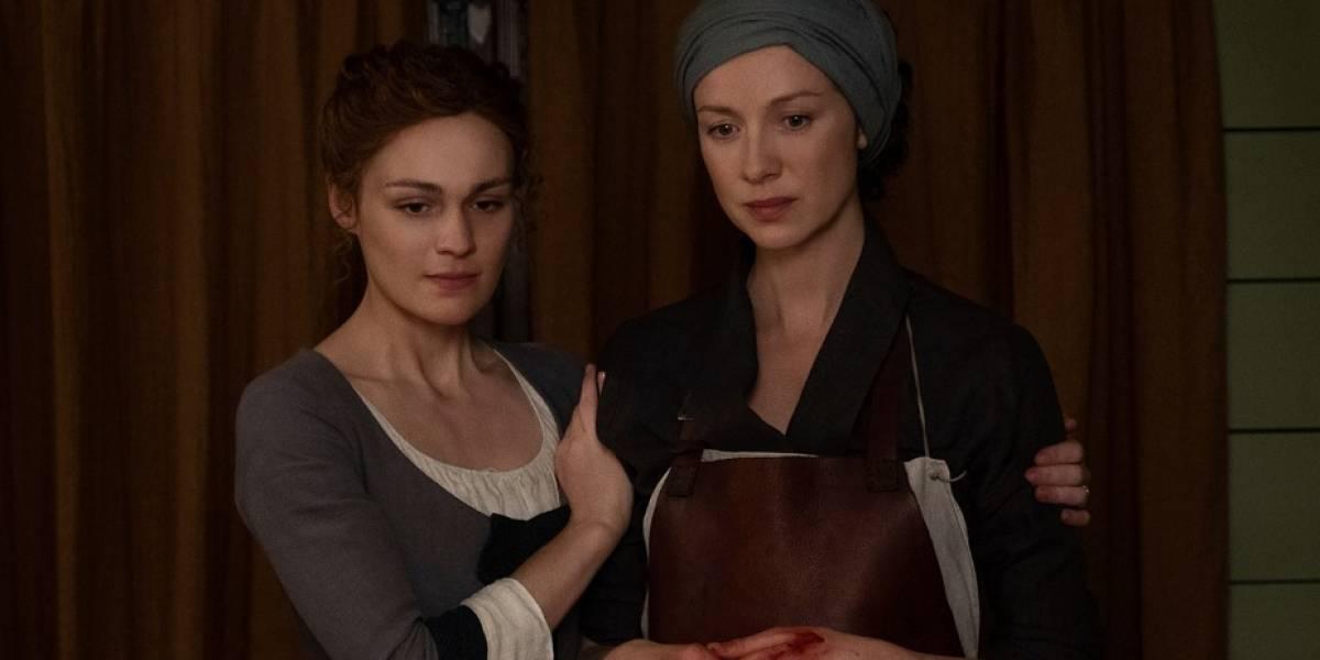Llega la quinta temporada de 'Outlander' con más romance y ciencia ficción