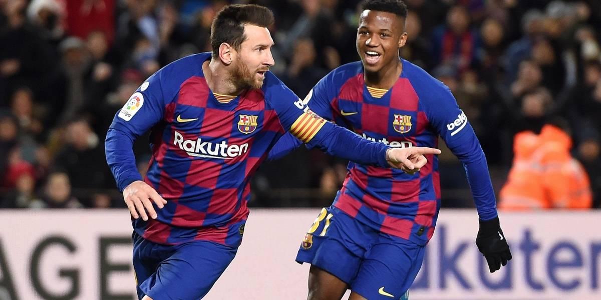 Barcelona vs. Getafe   Con la mente en Champions, los culés no deben descuidar La Liga