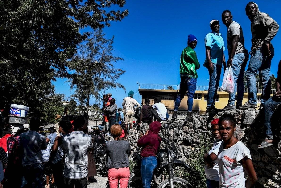 Orfanato de Haití