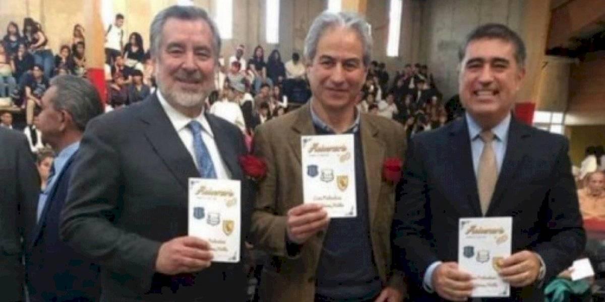 """""""De la Carrera y sus amigos representan lo peor de la política"""": así respondió Desbordes los cuestionamientos por una foto"""