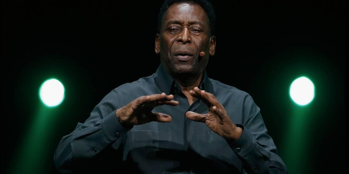 El escándalo amoroso que una mujer le sacó a relucir a Pelé y causa revuelo en el mundo