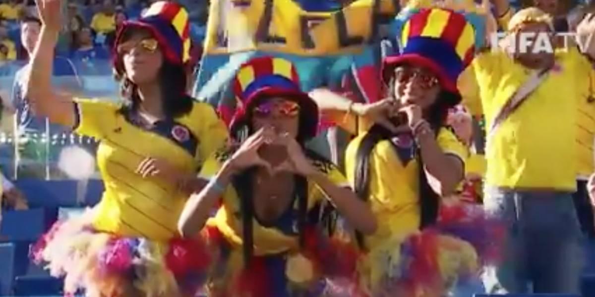 ¡La hinchada colombiana fue protagonista! El emotivo video con el que la Fifa celebró San Valentín