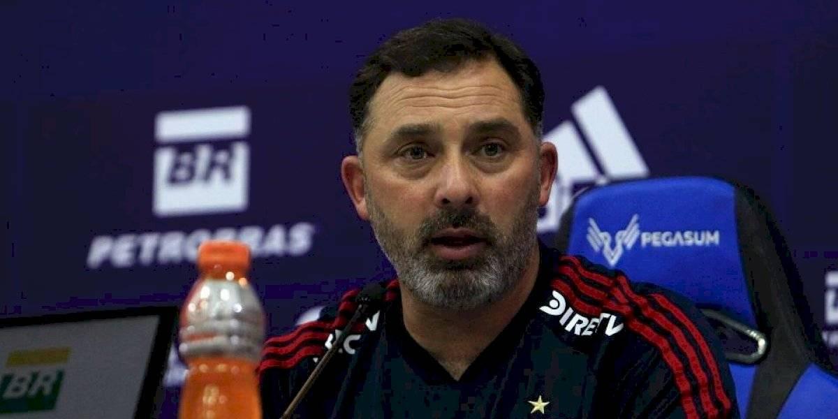 """Caputto dio luces sobre la formación ante Wanderers y dejó entrever sorpresas: """"Hay jugadores que tendrán su oportunidad"""""""