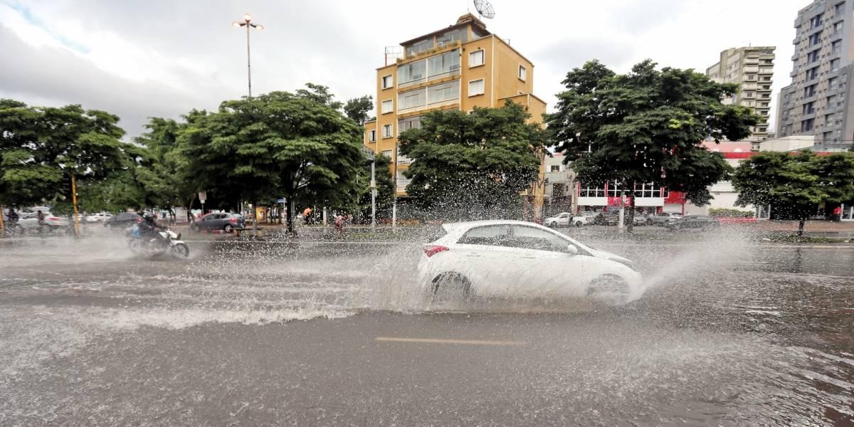 Previsão do Tempo: frio e chuva retornam nesta quarta-feira em São Paulo