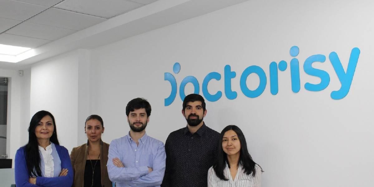 Doctorisy, plataforma ecuatoriana para agendar citas médicas