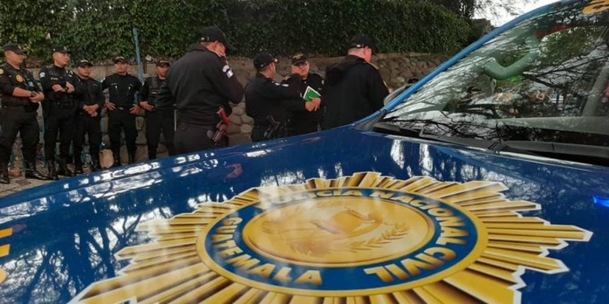 Realizan 66 allanamientos tras decretar estado de Prevención en Escuintla