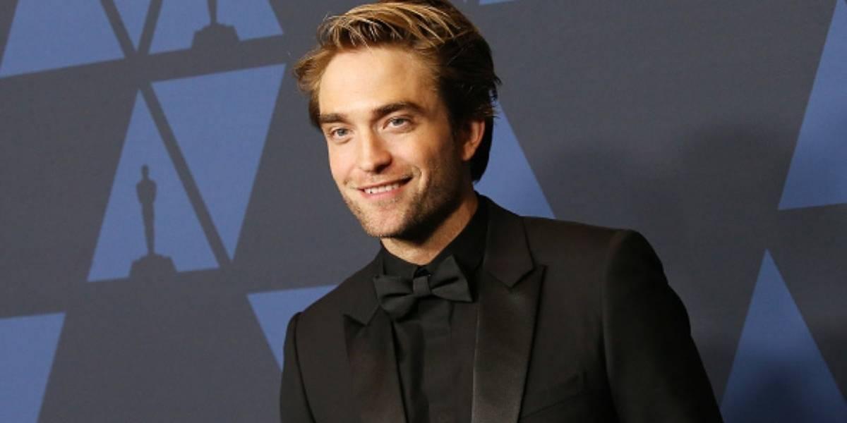 Filtran las primeras imágenes de Robert Pattinson como Batman