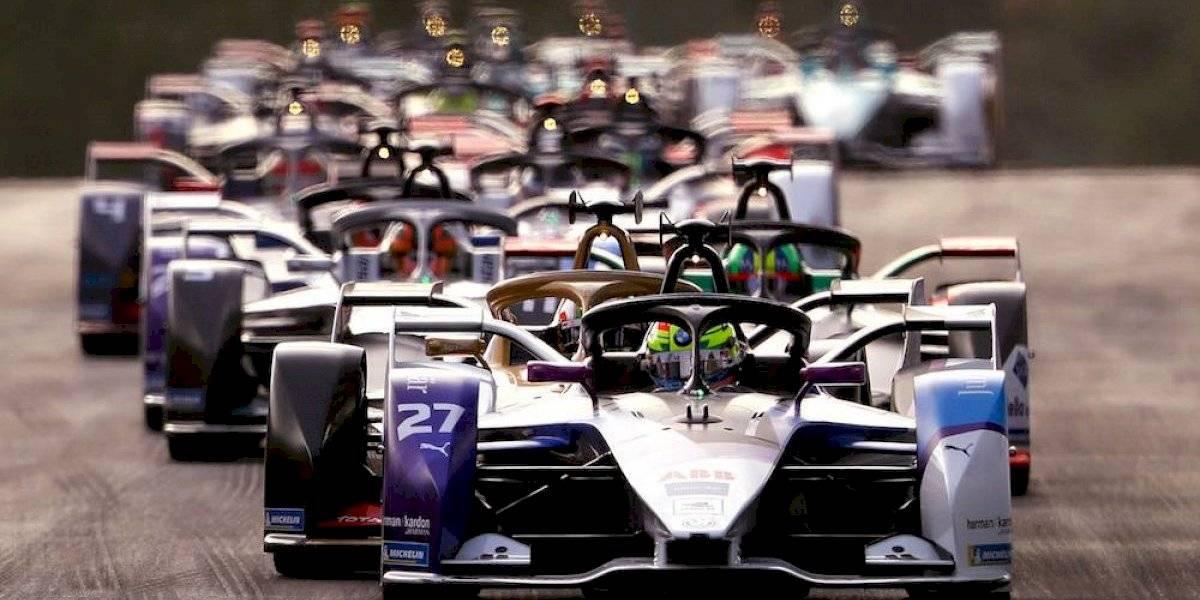 La ABB FIA Fórmula E llega este fin de semana a la Ciudad de México