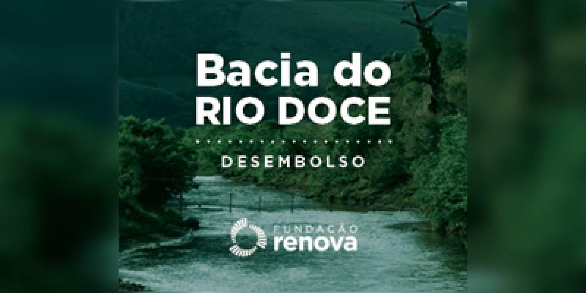 Fundação Renova compartilha dados dos trabalhos de reparação