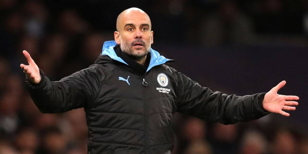 El día en que Pep Guardiola confió ciegamente en el Fair Play financiero de Manchester City