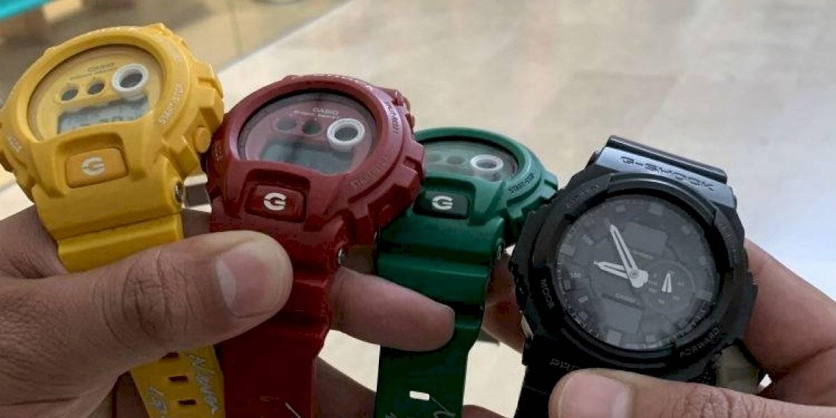 G-Shock, resistentes lecciones de humildad