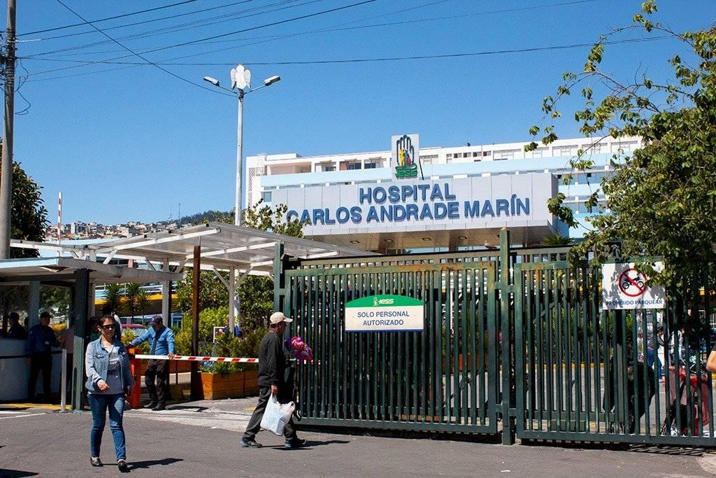 Hospital Carlos Andrade Marín