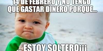 Los mejores memes de anti San Valentín