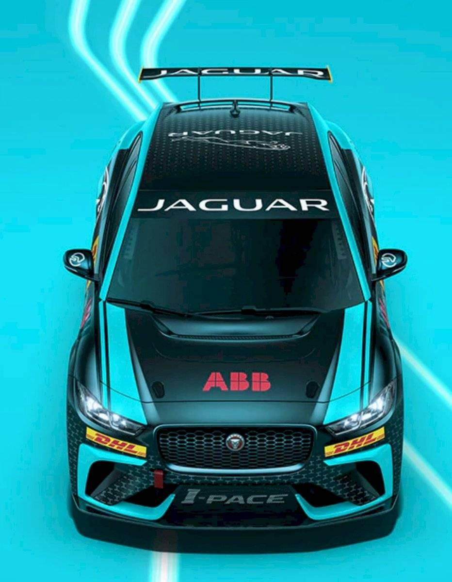 ETrophy - Jaguar I-Pace