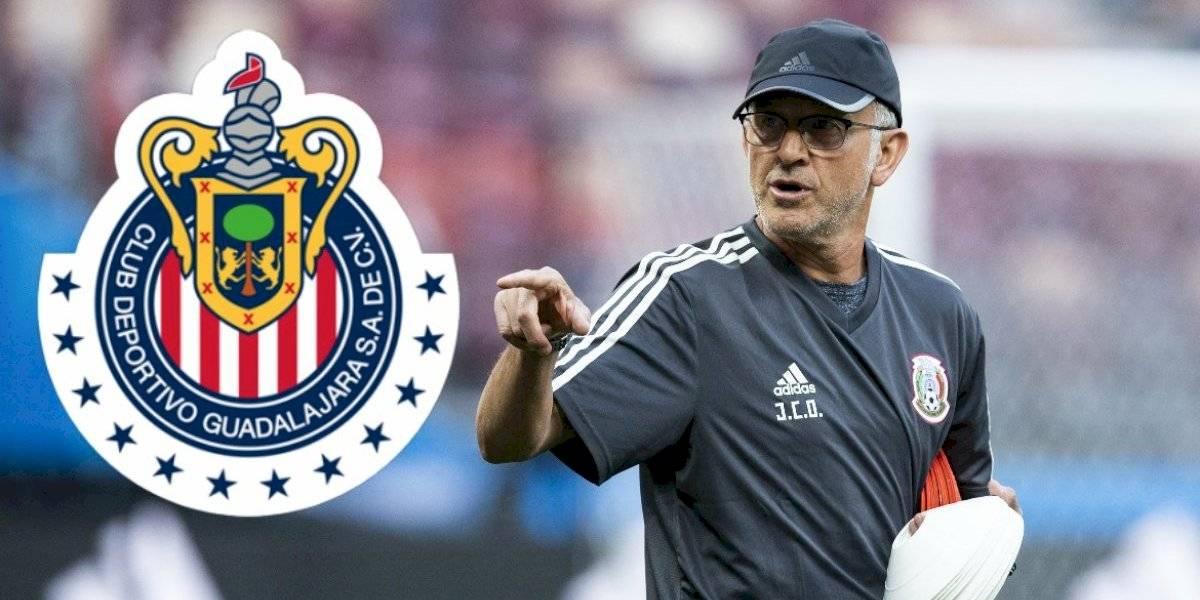¿Juan Carlos Osorio dirigiría a Chivas? El DT colombiano responde