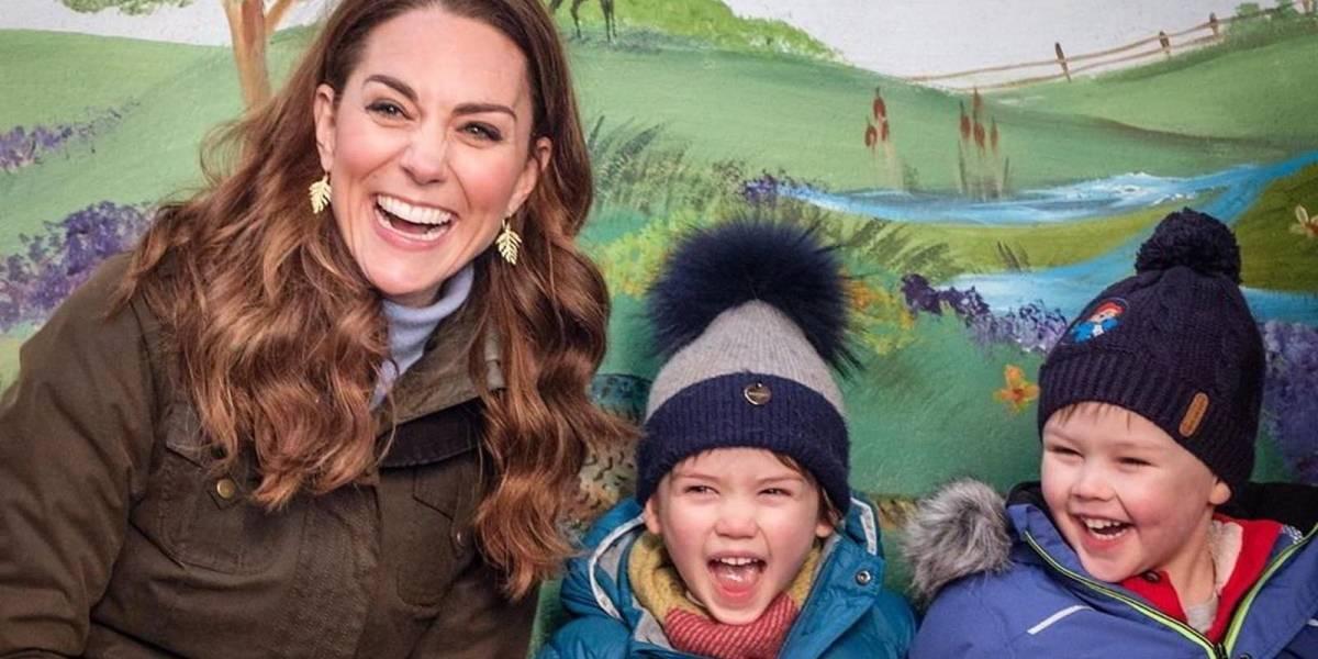 Kate Middleton rescata el jersey en esta temporada ¡Cópiate de este look ideal para el frío!