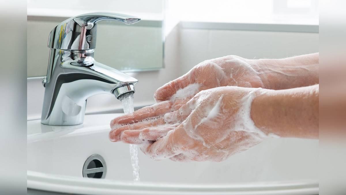 Salud: Más del 95% de los seres humanos no se lava las manos en forma regular