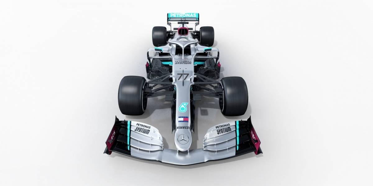 Mercedes presenta su monoplaza para el 2020