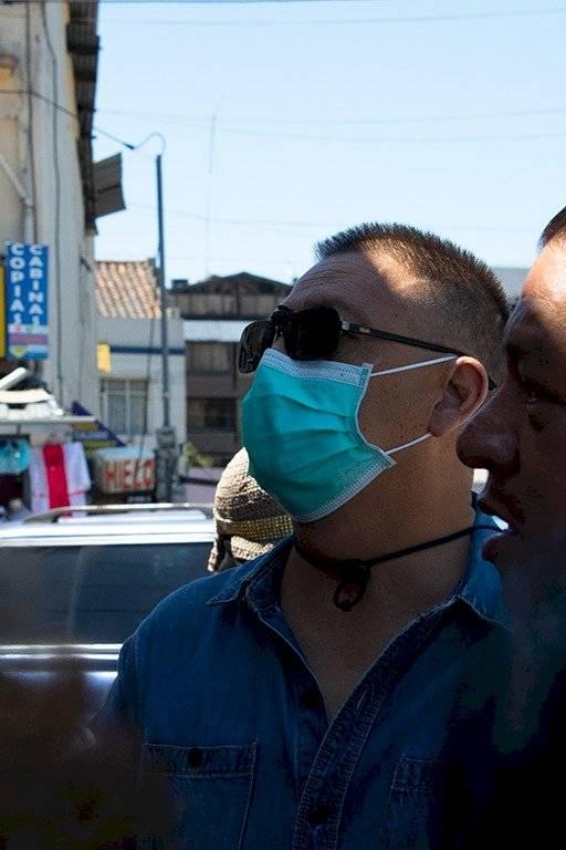 Paciente con insuficiencia renal del Hospital Carlos Andrade Marín