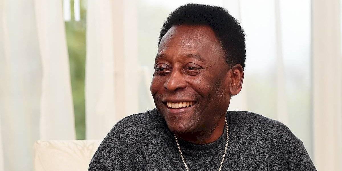 """Pelé niega sufrir de depresión: """"Tengo días buenos y días malos"""""""