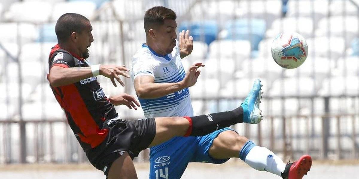 """La UC cambiará de posición a Fuenzalida para el retorno de Pinares ante Colo Colo en el """"Clásico Moderno"""""""
