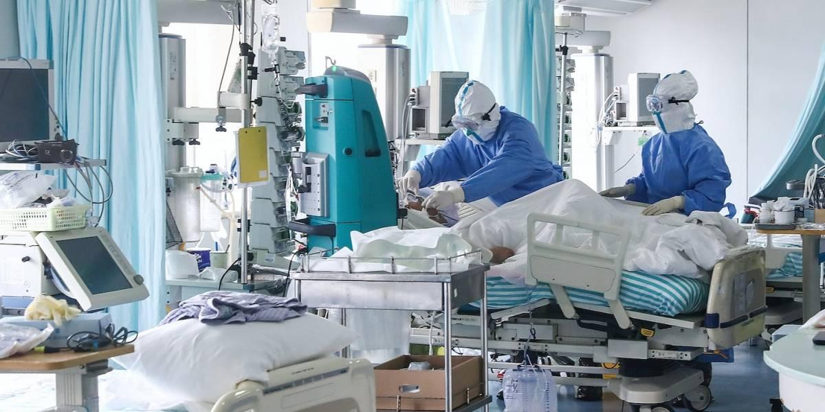 Más de 1,700 trabajadores de salud infectados con el coronavirus en China