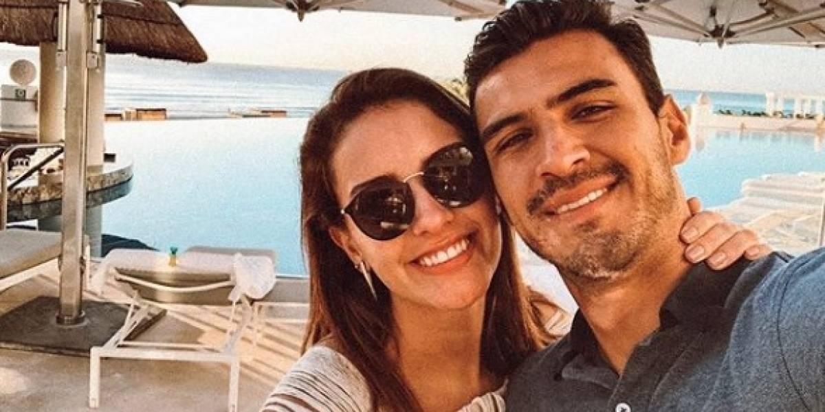 Conductora de ESPN presume noviazgo con Oswaldo Alanís