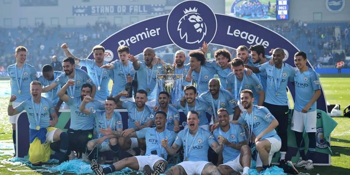 El Manchester City no podrá jugar la Champions por dos años