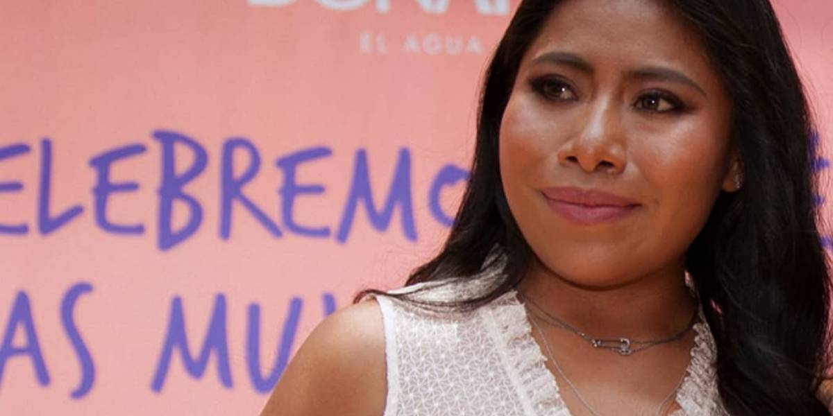 Yalitza Aparicio aseguró que muy pronto estará de regreso en la pantalla grande