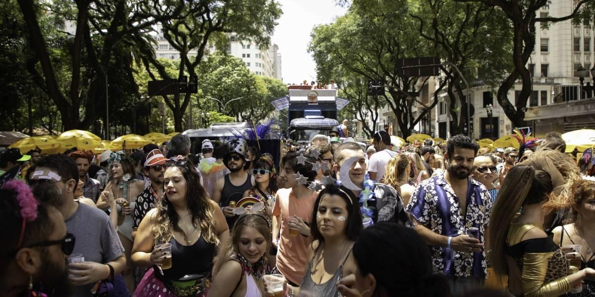 Comércio projeta melhor Carnaval em 5 anos no país