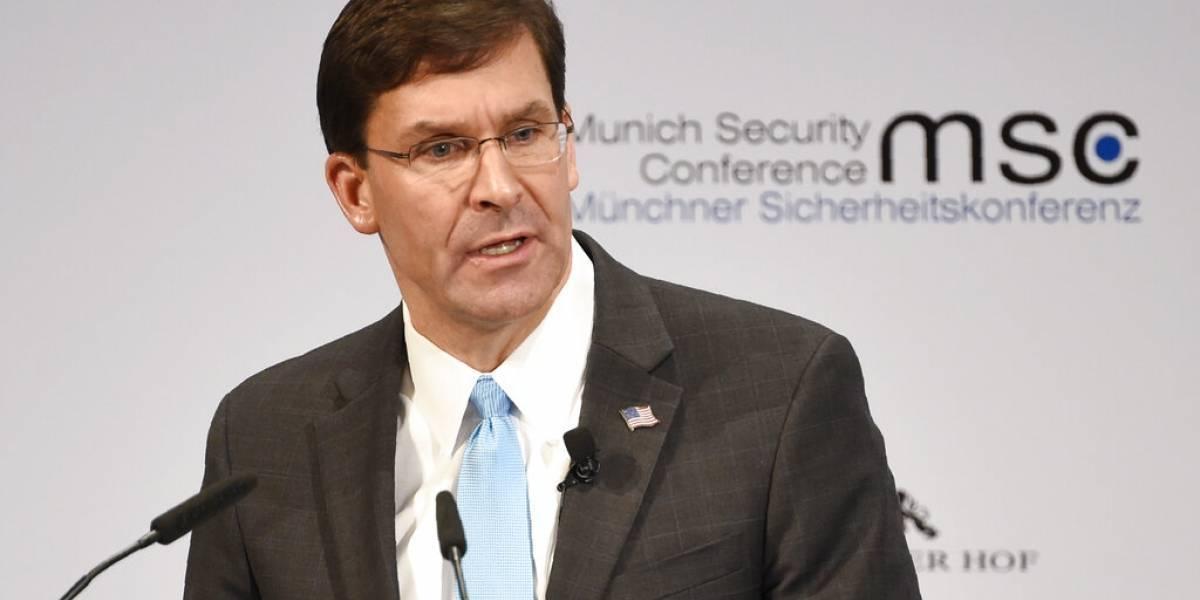 Secretario de Defensa de EE.UU.: China es una creciente amenaza para el orden mundial
