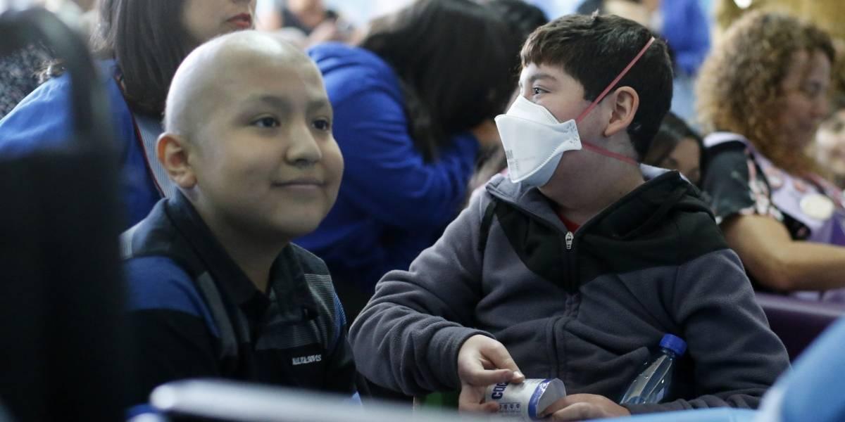 Día del Cáncer Infantil: 78 % de los niños sobrevive a este cuadro en Chile