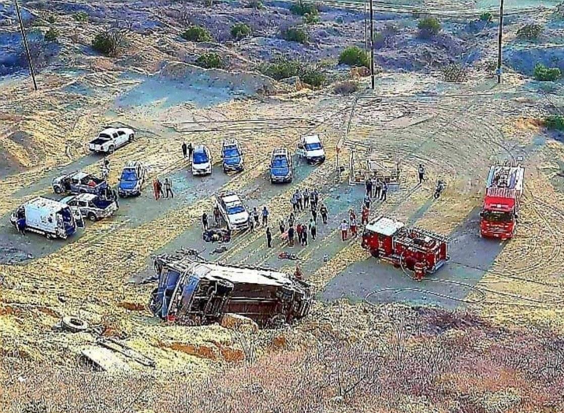 Hinchas de BSC mueren en accidente