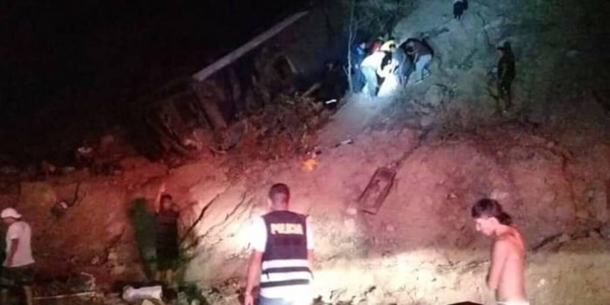 Autoridades se pronuncian sobre la tragedia de hinchas de Barcelona SC en Perú