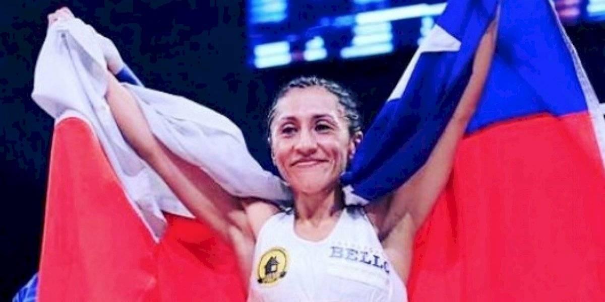 """Conmoción en el boxeo chileno: """"Crespita"""" Rodríguez fue diagnosticada con un tumor cervical y organiza evento para costear la operación"""