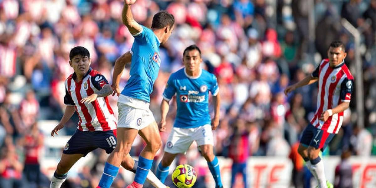 Guadalajara vs Cruz Azul: Así quedaron sus últimos cinco encuentros