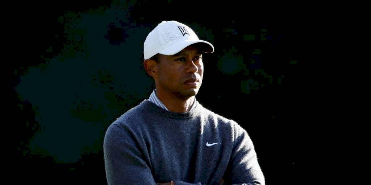 Tiger Woods no estará en el México Championship la próxima semana