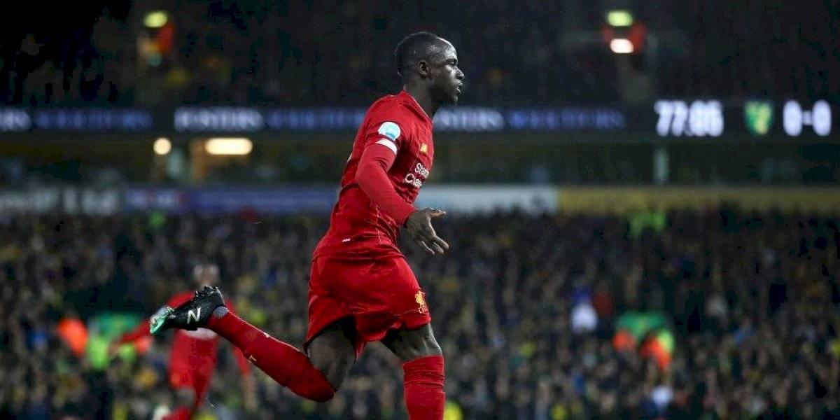 Liverpool derrotó al Norwich City y se acerca cada vez más al título en la Premier League