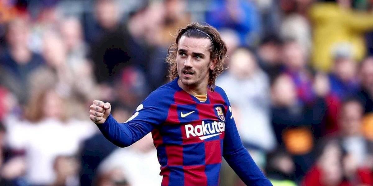 Barcelona vence al Getafe con Vidal en los minutos finales y alcanza al Real Madrid en la cima de la Liga española