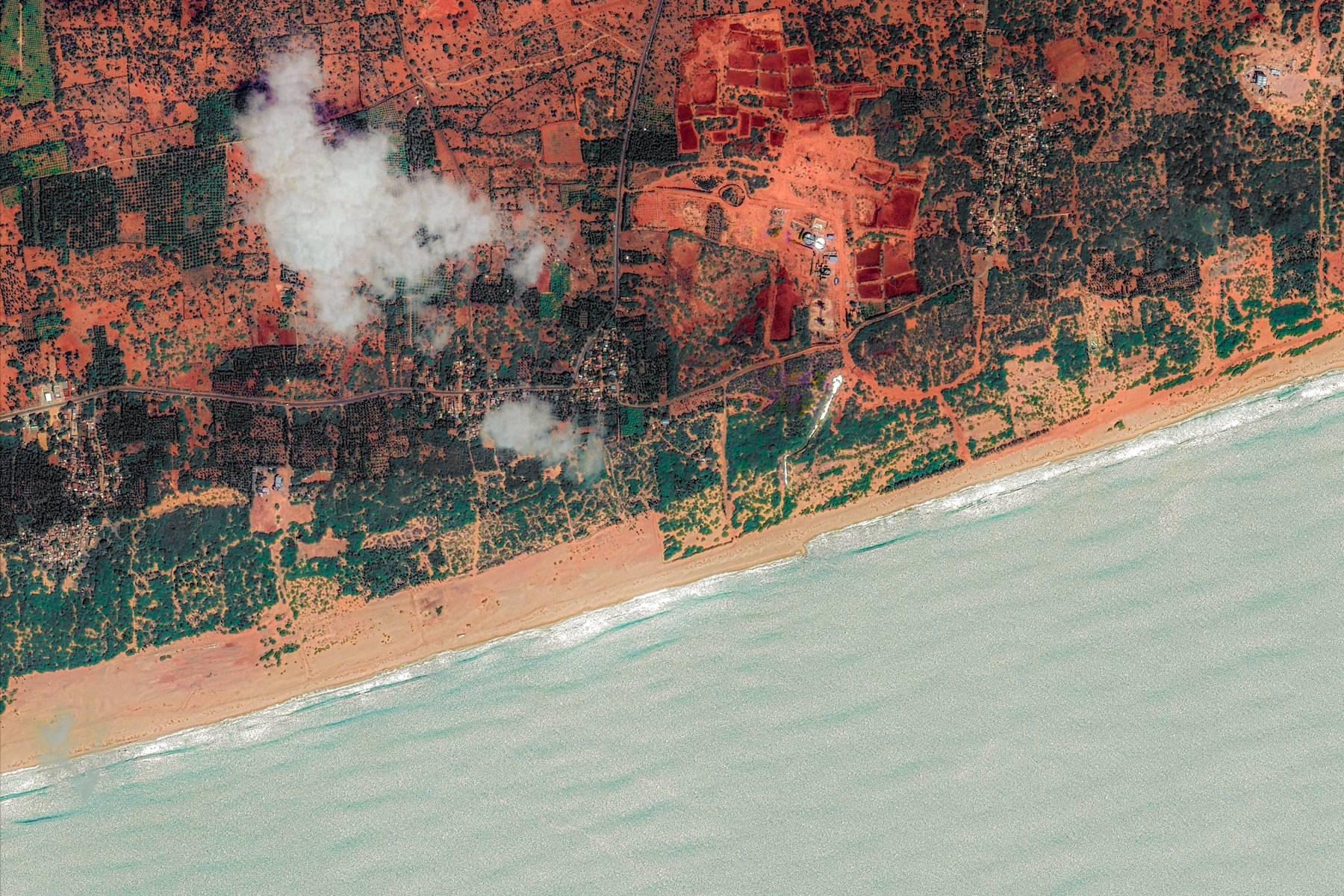 Google Earth publica las mejores imágenes tomadas desde el espacio a la TierraGoogle Earth publica las mejores imágenes tomadas desde el espacio a la Tierra