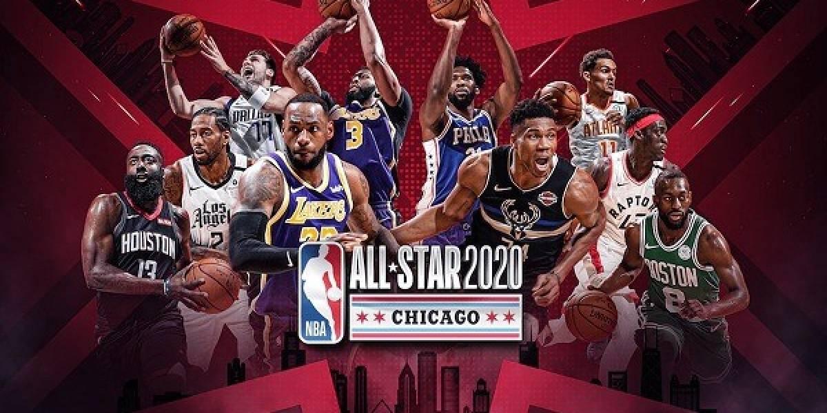 Así será el Juego de Estrellas de la NBA 2020
