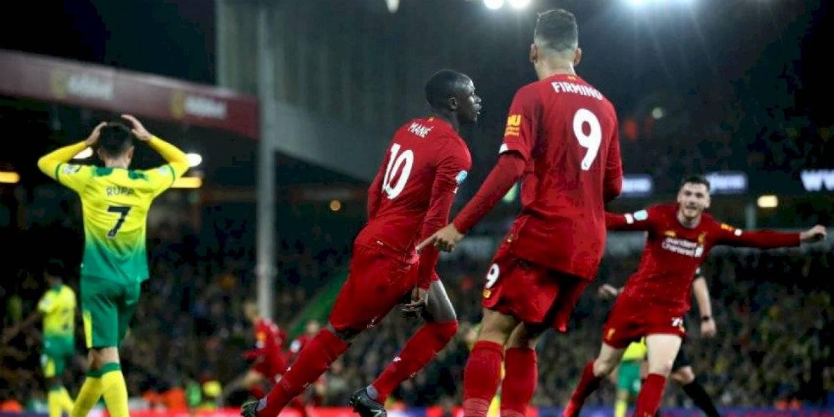 Liverpool mantiene paso firme rumbo al título