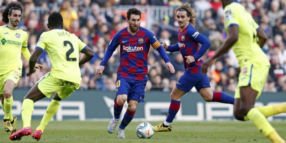 Champions League: El coronavirus afecta el viaje de Barcelona a Italia