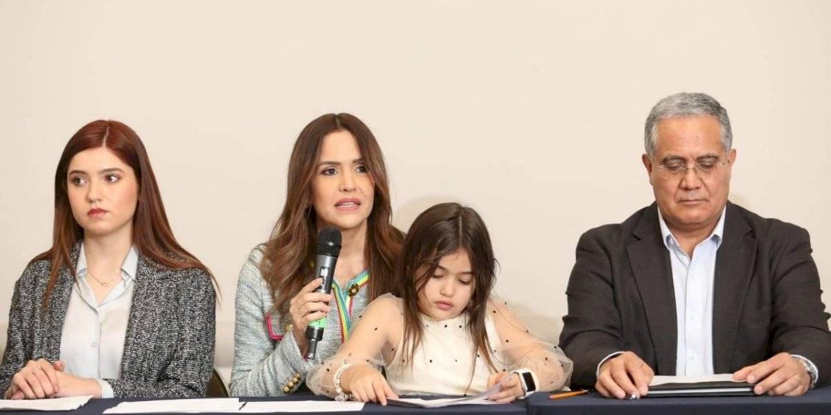 Tras renuncia al PRI, Clara Luz integra agrupación ciudadana