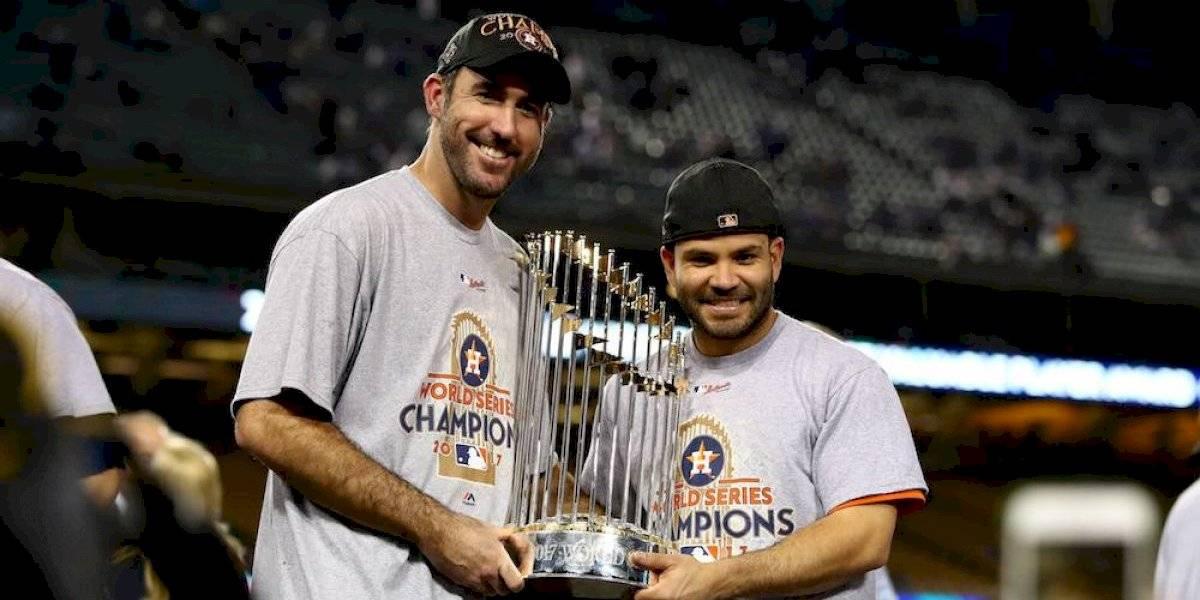 MLB no sanción a jugadores de los Astros para evitar conflicto